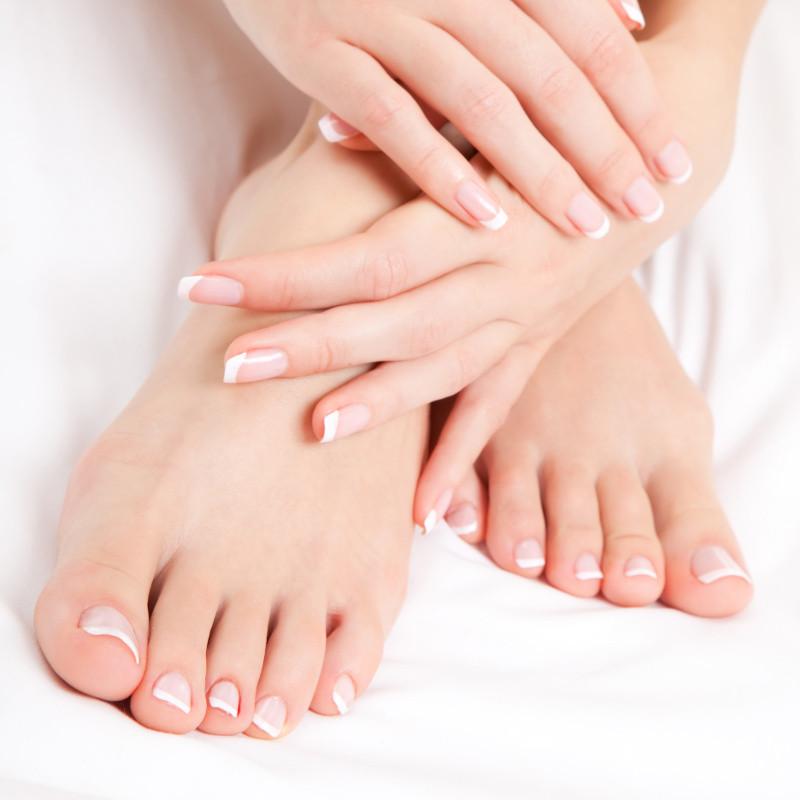 Beauté des mains ou pieds ( Pose vernis incluse)